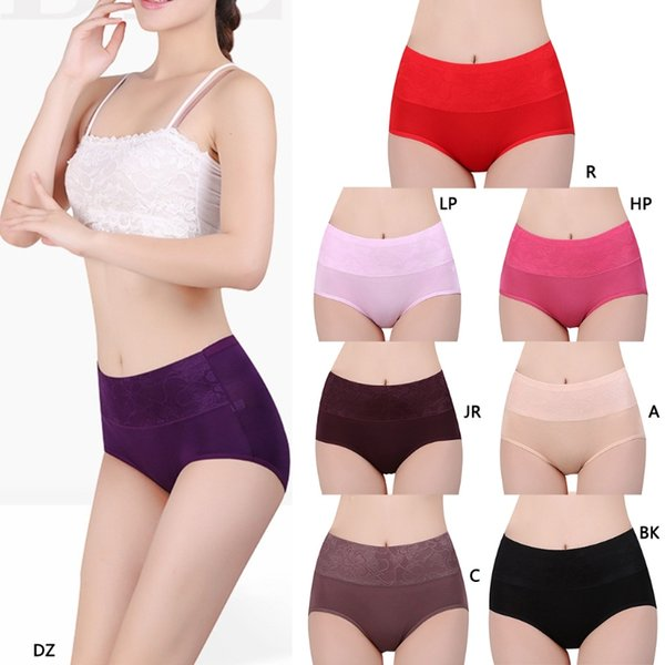 Women's Sexy Panties Women Seamless Cotton Underwear Plus Size 2XL Panties Breathable Big Size Lingerie For Ladies Culotte Femme