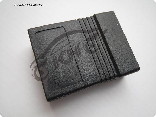 100% original para LANZAMIENTO X431 para GM12 OBD-II Adaptador de conector VAZ -12 pin para GX3 Maestro OBD 2 Adaptador Envío gratis
