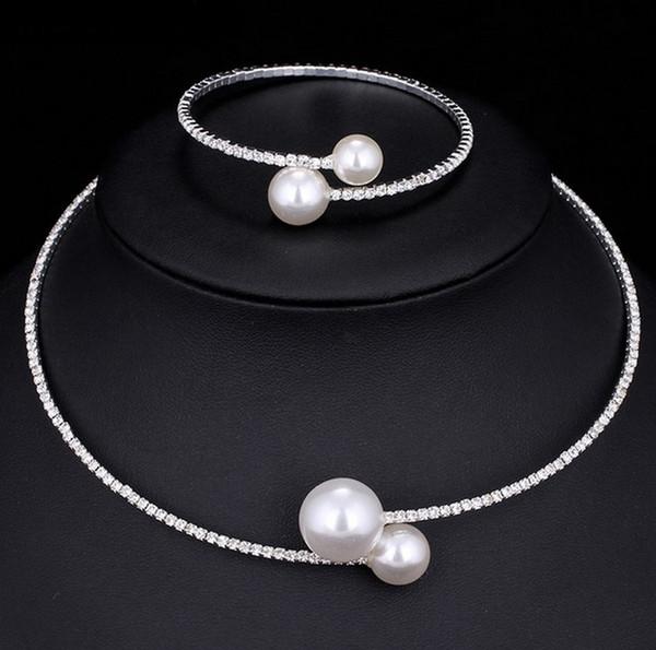 Armband Halskette Silber