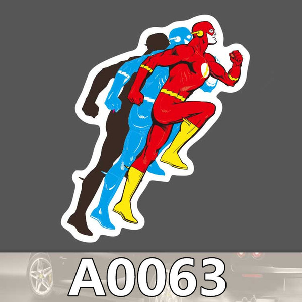 50Pcs-Pack Run Waterproof for Car Skateboard Motorcycle Bicycle Luggage Laptop Stickers Bumper Graffiti Decals A0063