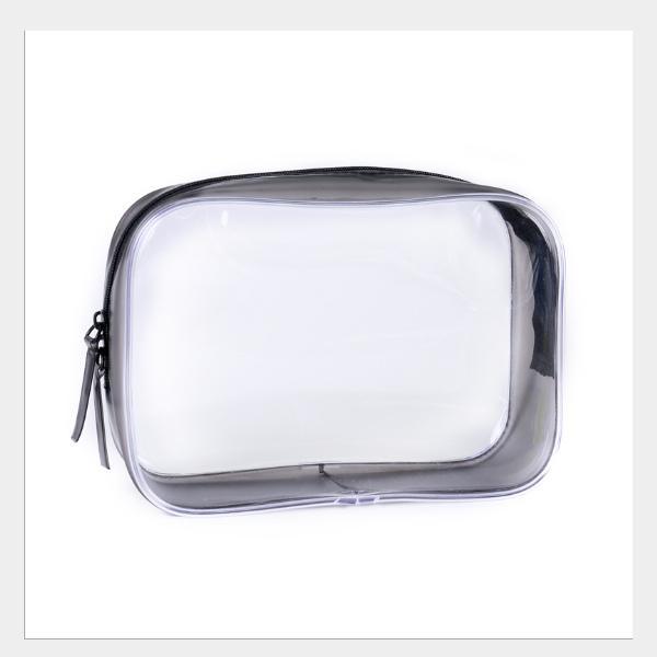OT-69 Neu !!!! 170mm * 60mm * 125mm transparent klar pvc make beutel kosmetiktasche mit reißverschluss für freies verschiffen!
