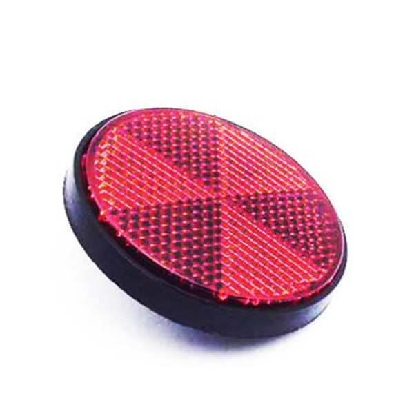 2018 New Bicycle Bike Round Reflector Safety Night Cycling Reflective Bike Accessories