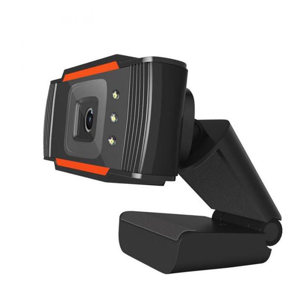Caméra vidéo HD de vision nocturne de l'ordinateur intégré 10 mètres Microphone pour PC portable Skype MSN XXM8