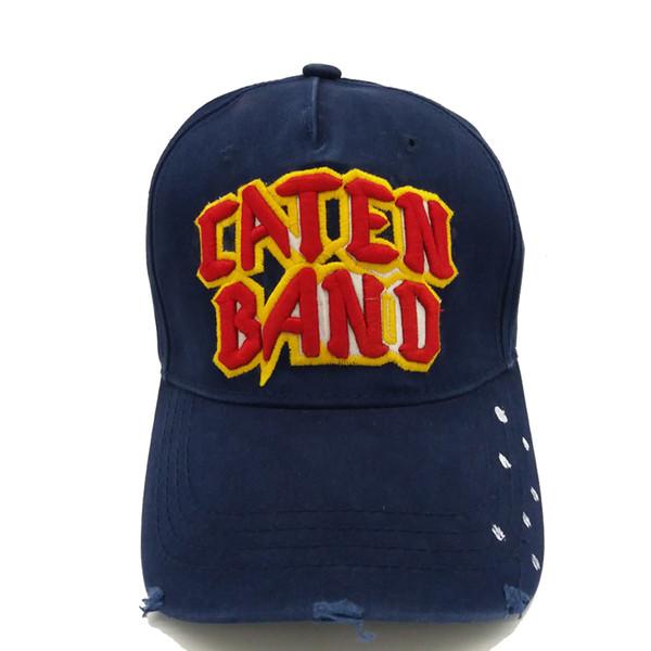 Bant SIMGE caps yüksek kalite Snapback Kemik Erkekler şapka nakış Beyzbol şapkası Kadın Hip Hop Kapaklar