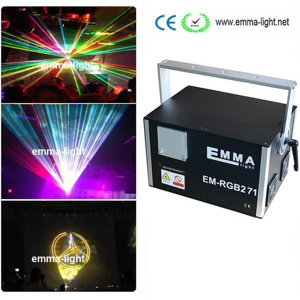 Fat Beam mit Nebel 520nm Grün 5000mW rgb Laserdiodenmodul für Nachtclub Bar DJ Bühnenbeleuchtung