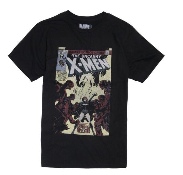 Marvel Comics The Uncanny X-Men #134 Cover Art Black T-Shirt New with Tags
