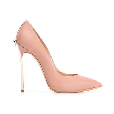 31 pink gold bowtie