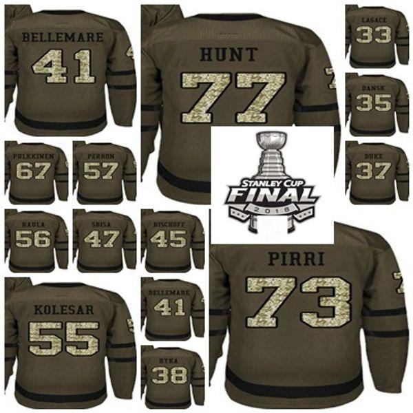 2018 Stanley Cup Final Patch 9 Cody Glass Vegas Golden Salute Hockey Jerseys  Knights 18 James Neal 29 Marc-Andre Fleury Haula Perron Eakin 4c5730dad