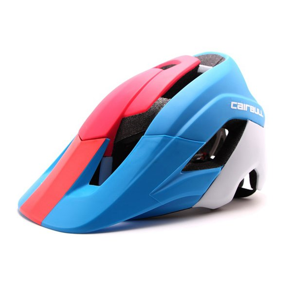 CAIRBULL Professional MTB Bike Bicycle Helmet Breathable Safety Integrally-Molded Ultralight Helmet Sport Racing Cycling