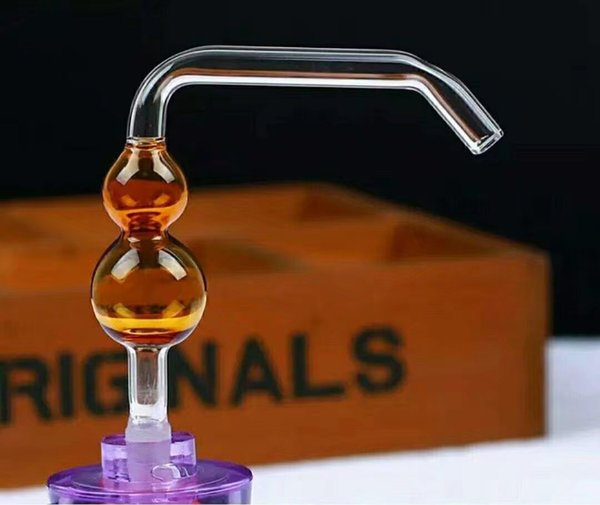 Budda di vetro zucca Pipa ad acqua in vetro Bong Pipa Fumo Accessori Ciotole