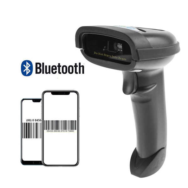 HW-L28BC Bluetooth Wireless Barcode Scanner And HW-L28W 2D QR Bar Code Reader For Mobile Payment Computer Screen Scanner