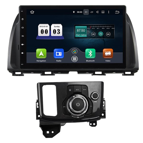 Free shipping 10.1Inch Octa-core Andriod 8.0 Car DVD player for Mazda CX-5 with GPS,Steering Wheel Control,Bluetooth, Radio