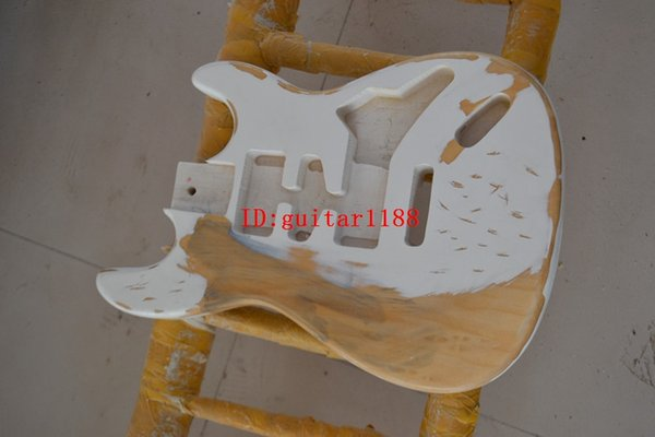 free shipping new Big John single wave vintage style electric guitar basswood body F-1489