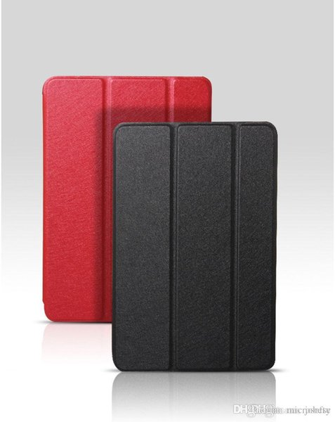 Applicable to ipad5 / 6 protective cover air2 silk pattern Siamese intelligent dormant mini3 / 4 ultra-thin leather case wholesale