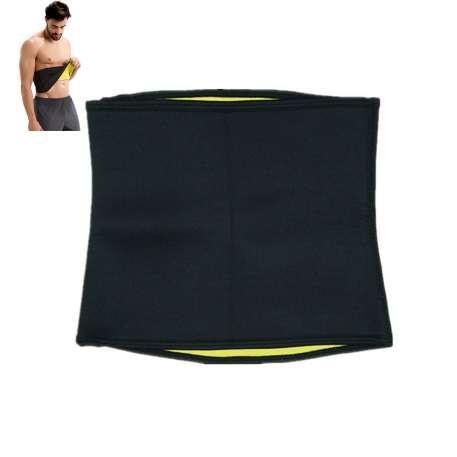 Hot Sale Shapers Waist Trimmer Slimming Belt Men's Compression Body Shaper Belt Natural Weight-Loss Neoprene Hot Workout Belts