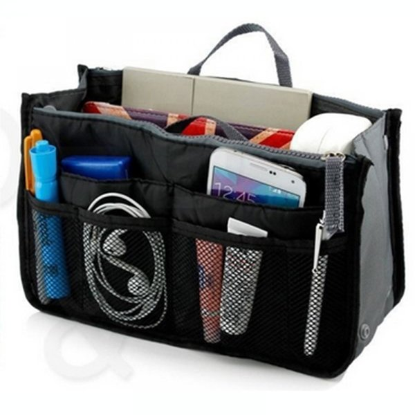Make up organizer bag Women Men Casual travel bag multi functional Cosmetic Bags storage Makeup Handbag necessair women vanity S923