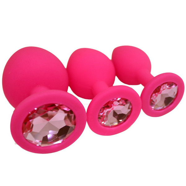 1 Pink Silicone.