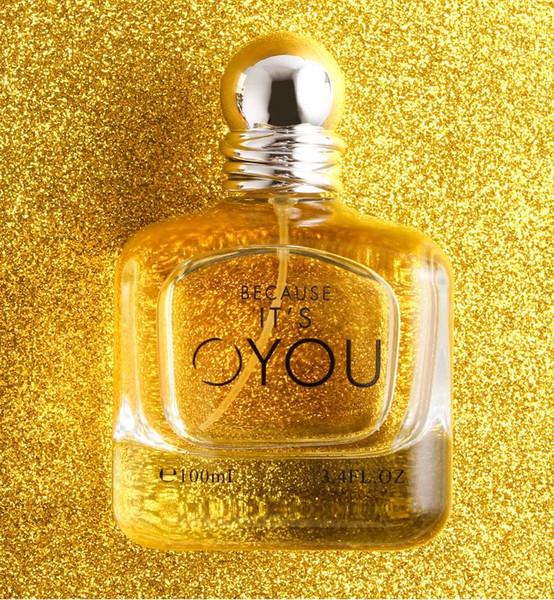 2018ss nuova fragranza superiore delle donne di lusso profumo 100 ml fragranza del fiore odore qualità lunga durata consegna gratuita