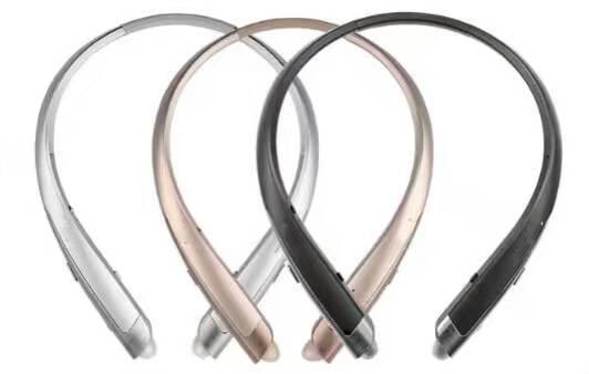 2018 HBS-1100 Tone Platinum auriculares estéreo inalámbricos Bluetooth blanco Platimum negro con paquete duro al por menor o paquete suave
