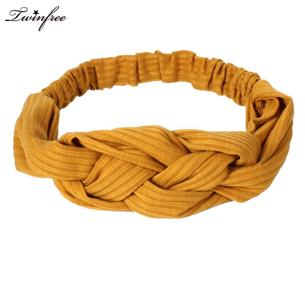 Twist New Arrival Fashion Cotton Winter Headband For Woman And Girl Hair  Fashion Turban Headband Headwrap Top Knot Hairband Hair Decorations For  Short