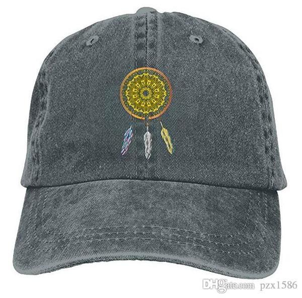 Boho Dreamcatcher Baseball Caps Retro Top Quality Snapback Hat For Teen Girls