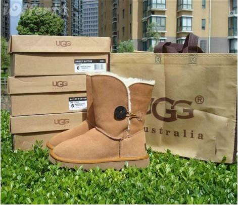 cd9623406d1 Winter Australia Classic Snow Boots High Quality Tall Boots Real Leather  Bailey Bowknot Women'S Bailey Bow Knee Boots Shoes Men Sandals Heeled  Sandals ...