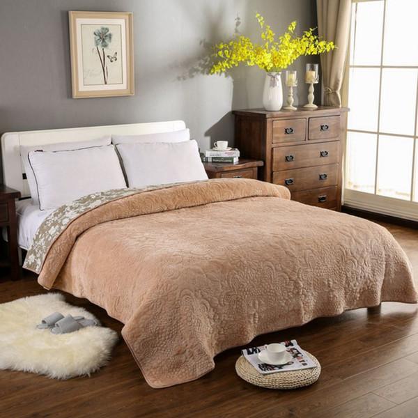 Annuona Cotton Bettwäsche Heb Set Weiche Quilt Queen Size Tagesdecke Decke Bettwäsche Falla Samtdecke Decke