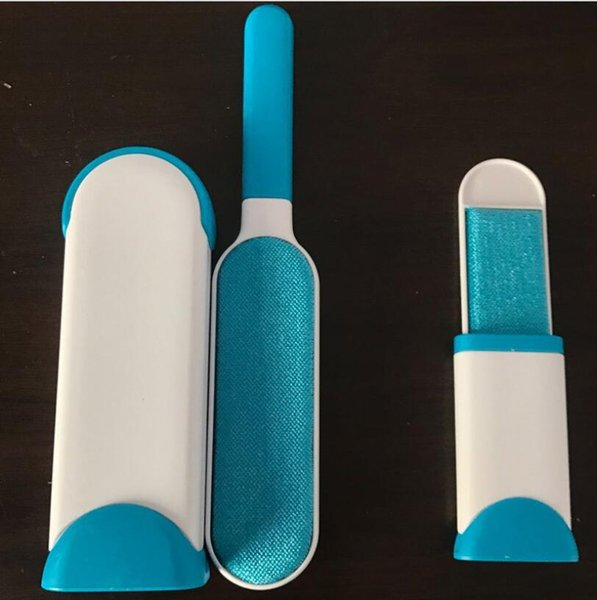 Newest Pet Self Groomer Grooming Tool Hair Removal Brush Comb for Dogs Cats Hair Shedding Trimming Cat Massage Cleaning Brushes 100Pcs