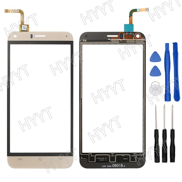 parts ocolor For Manito Touch Screen Touch Panel Perfect Repair Parts for Cubot Manito 5.0 Inch Mobile Accessories