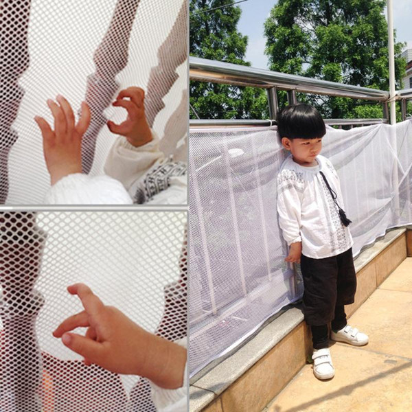 best selling 2m Children Kids Thickening Fencing Protect Net Railing Stairs Balcony Child Fence Baby Safety Net