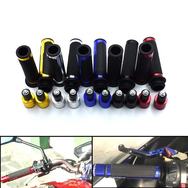 "For 7/8 ""22mm Universal motorbike rcycle handlebar motorbike hand grip bar for KTM Honda Yamaha kawasaki Suzuki Benelli ducati"