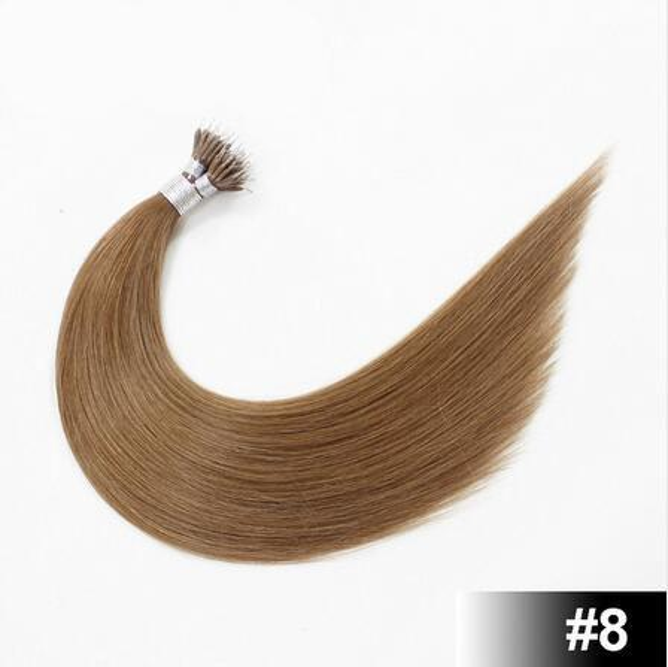 #8 color marrón