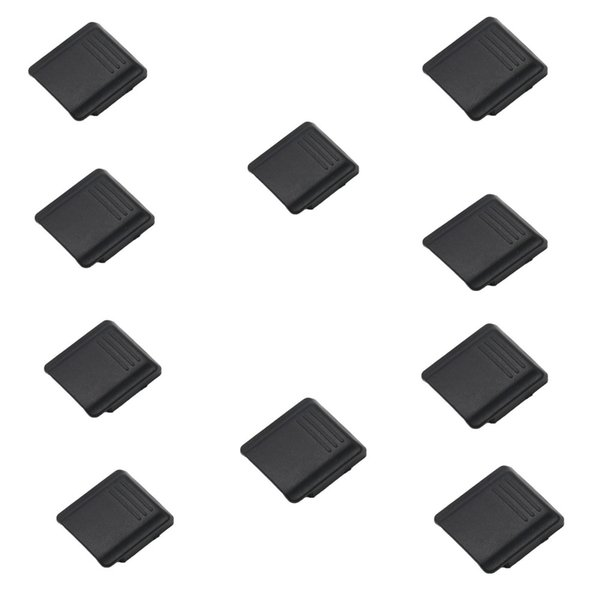 10 pcs Camera Hot Shoe Cover Cap for Sony Alpha a100/a200/a300/a350/a500/a550/a700/a750/a850/a900 MINOLTA a7D/a5D free shipping