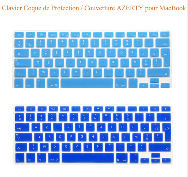 UK EU Silikon Tastatur Cover Skin Aufkleber Film für MacBook Pro Unibody 17 '' Zoll A1297 Keyboard Protector Film