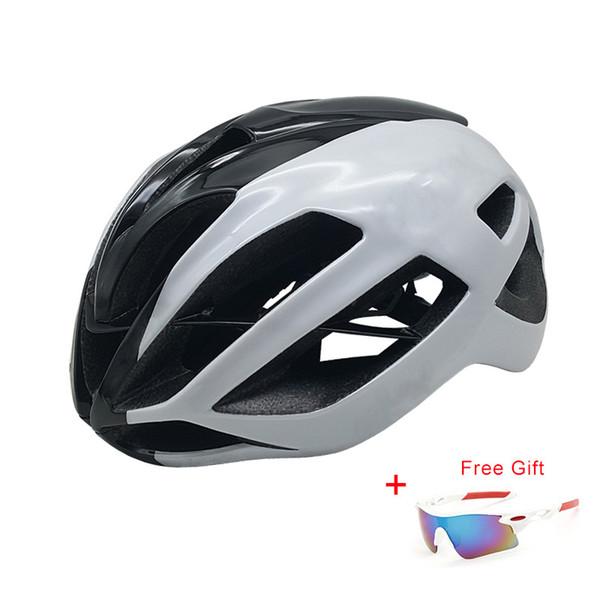 Bicycle Helmets Matte Black 2018 C-001 Model size M/L Men Women Bike Helmet Ultralight Integrally-molded Cycling Helmets Y1892908