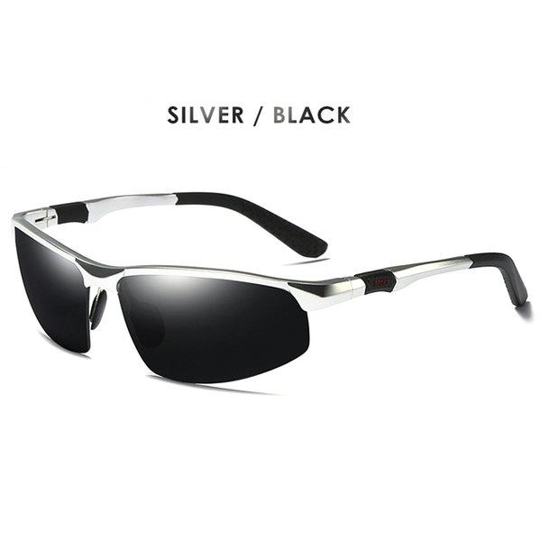 Silver-nero