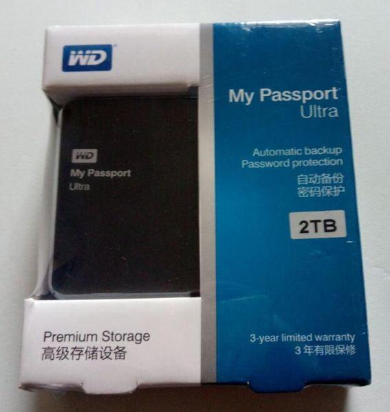 "new 2018 hot 2TB external HDD portable hard drive disk USB 3.0 2.5"" External Hard Drive"