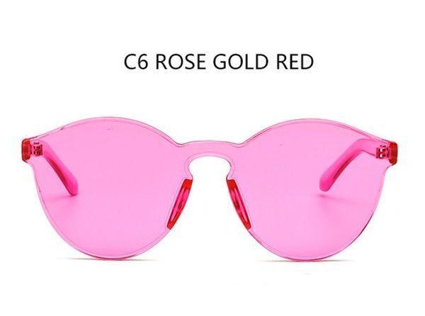 C6 rosa rossa