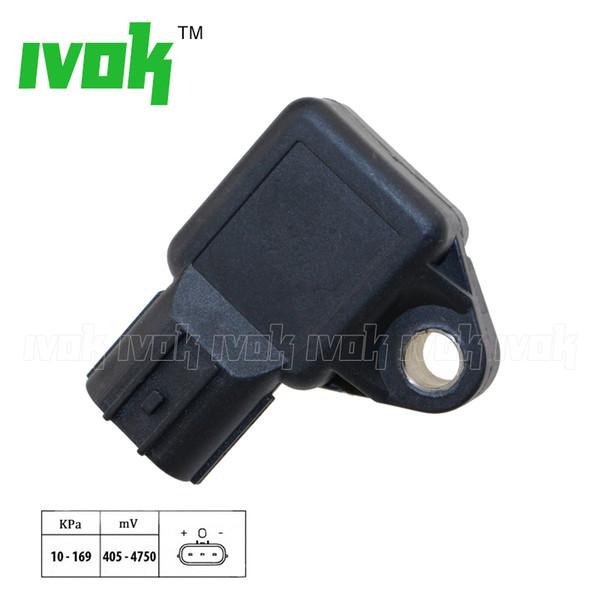 100% Test! 37830-PGK-A01 MAP Sensor 37830PGKA01 079800-5410 0798005410 For Honda Accord Civic CR-V Odyssey Pilot HR-V Jazz Stream Element