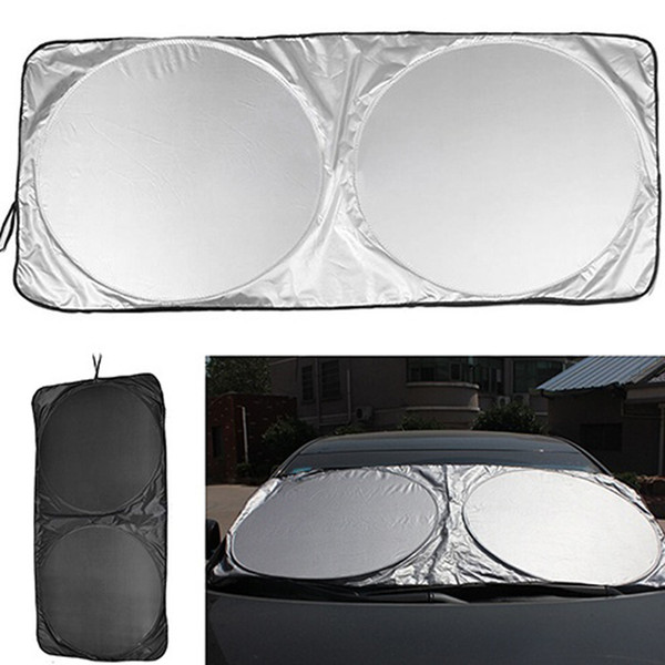 Vehicle Sun Guardat Expansion Automatic Thermal Insulation