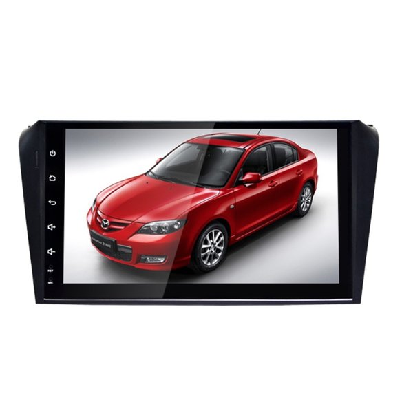 Android 8.1 Auto DVD-Player für Auto GPS-Navigation 9-Zoll-kapazitiven HD-Bildschirm Autoradio