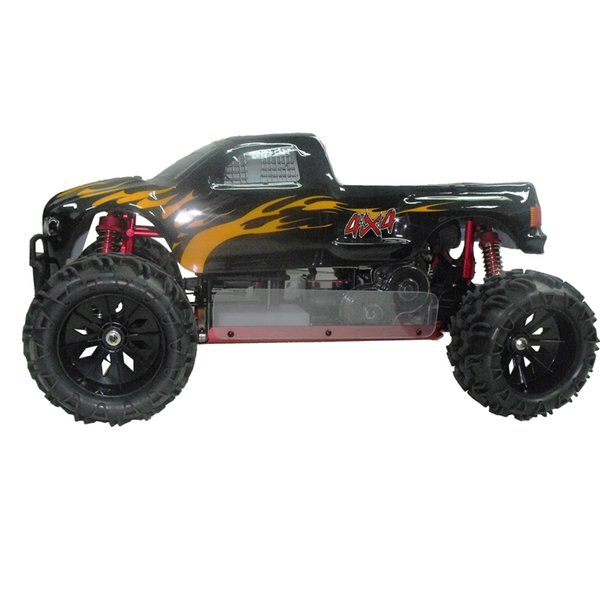 RC truck 4WD free shipping VRX Racing Hurricane V2 RH509 1/5 gas powered monster truck metal high speed remote control toy