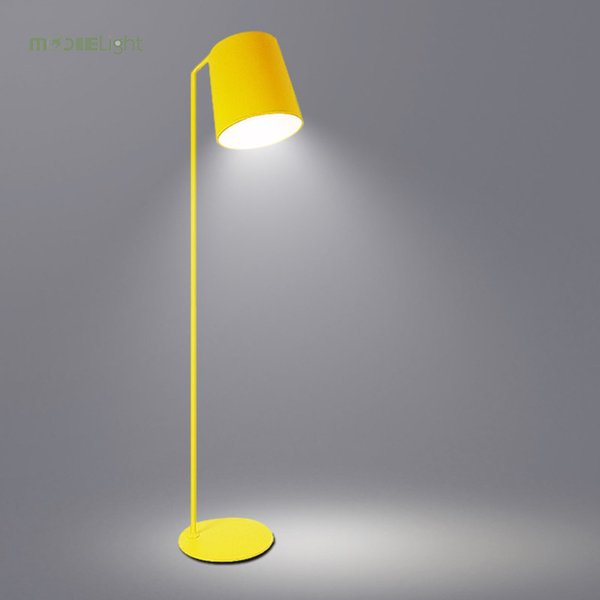 Simple Modern Floor lamp living room floor light bedroom saft chair beside light studying for home lighting standing lamp