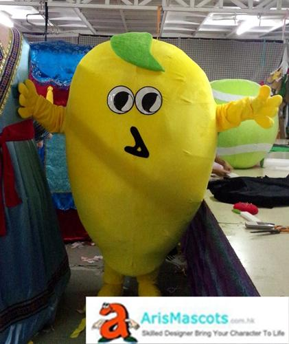 mascots for sale lovely Mango costume fruit mascots party custom mascot costumes at arismascots character mascots