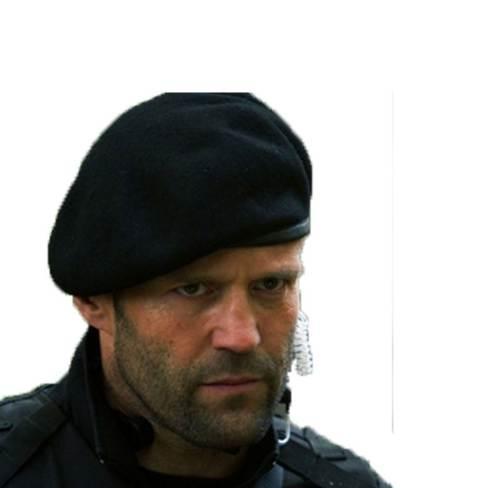 Lã inverno Malha Militar Do Exército Men Boina Chapéu Forças Especiais Soldados Cap Uniforme Esquadras da Morte Acampamento Militar Chapéu de Treinamento