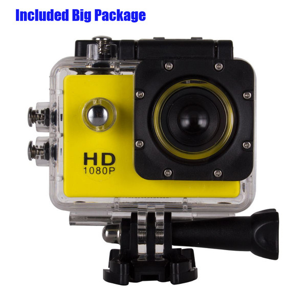 Best selling SJ4000 sports camera actual 90 degree 1.5inch LCD sports DV HD1080P 30m waterproof outdoor action vedio camera