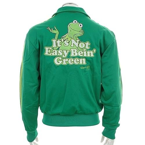 Großhandel NEUE HERREN G4 Jacke Grün Kermit Jacke Adicolor Sport Stickerei Leichtathletik Mantel Von Conniechen84, $30.46 Auf De.Dhgate.Com | Dhgate