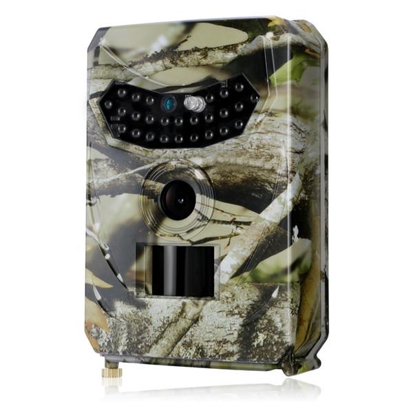 Outlife PR - 100 Trial Camera Digital Remote Weatherproof Infrared Light Motion Sensor wild trail digital hunting video camera
