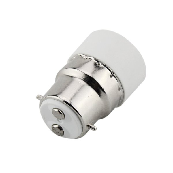 Nuevo B22 a E14 Lámpara de luz LED Convertidor Adaptador Adaptador de zócalo CLH