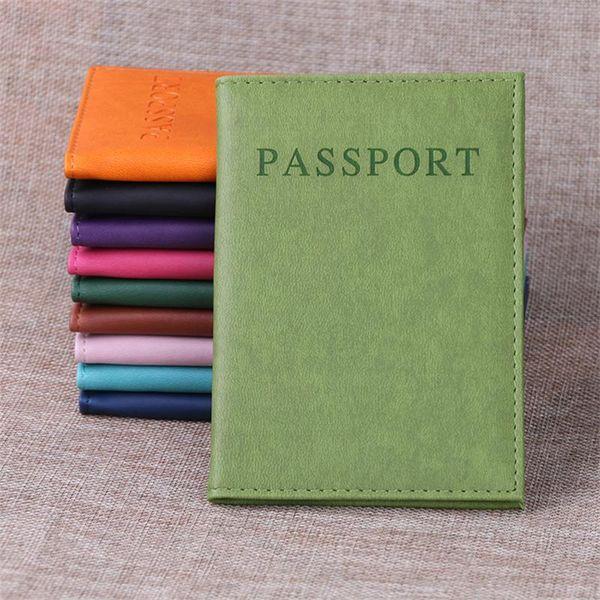 2017 New Fashion Passport Cover,22 Style Travel Passport Holder,PVC/PU,14.2*9.8cm,Min Order 1Pcs,Card & ID Holders Free Shipping